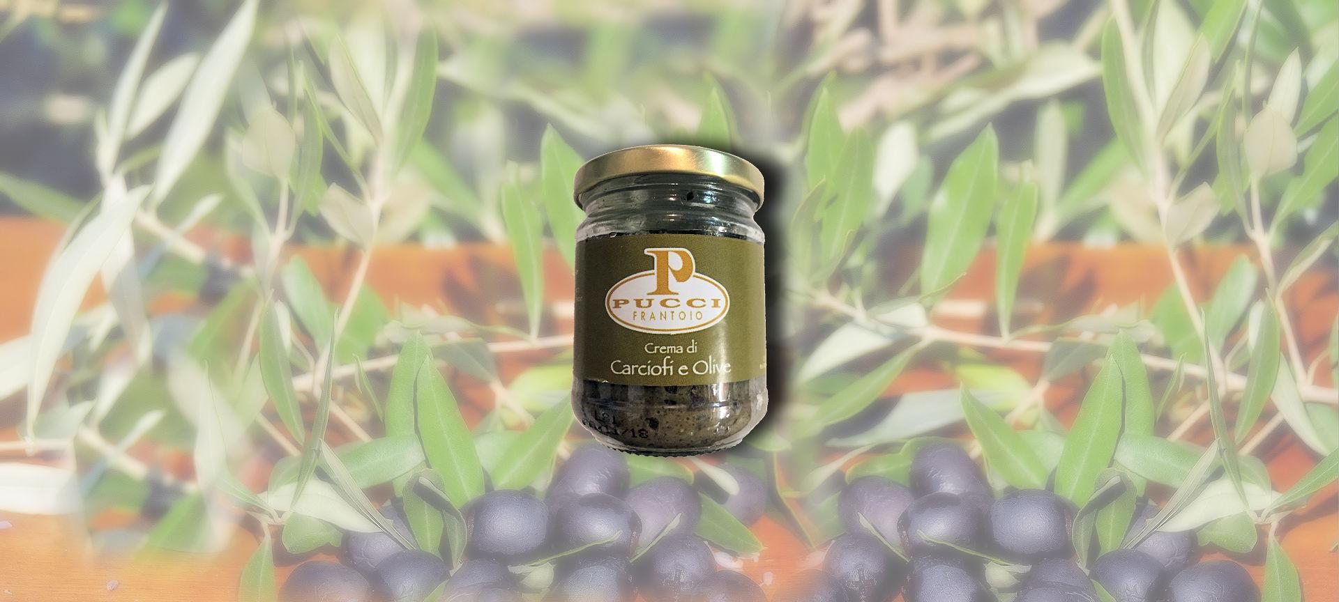 Crema di Carciofi e Olive